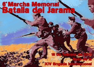 6th Memorial March Battle of Jarama